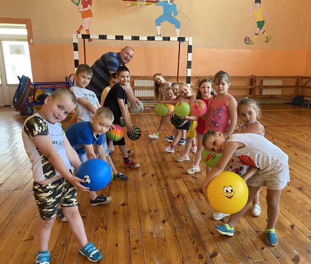 Смена #7 2020  Спортивная программа для воспитанников детских садов